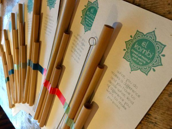 Bali Bamboo Straw Limited Edition