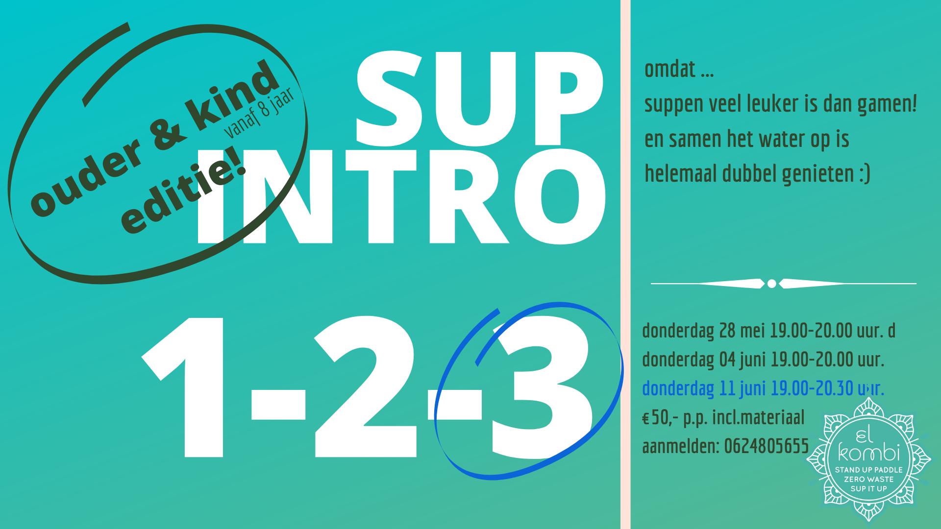2006011 Sup Intro 123 ouder&kind FB suppen in alkmaar