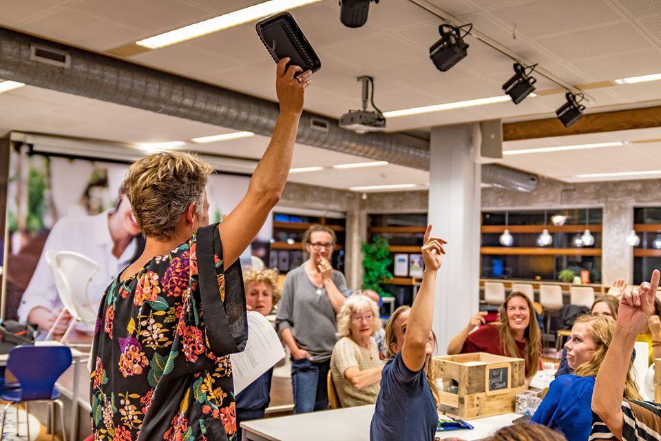Workshop Afval Zero Waste El Kombi Alkmaar