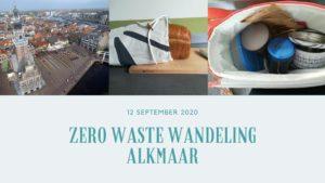 20200912 Zero Waste Alkmaar