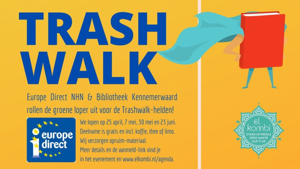 2021 Trashwalk Europe Direct Bieb Alkmaar El Kombi 2021