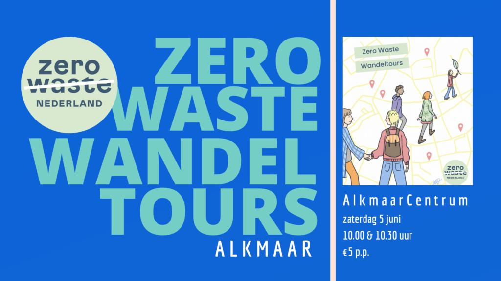 20210605 Zero Waste Wandel Tour Alkmaar FB