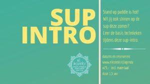 Sup Intro Kort Stand up Paddle El Kombi Alkmaar