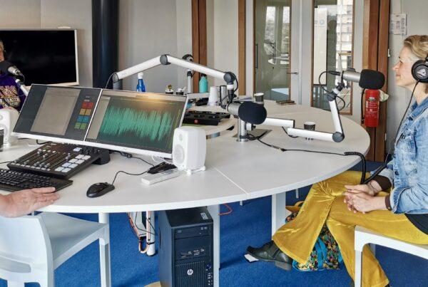 Podcast Milo De Lange Lont Alkmaar Central