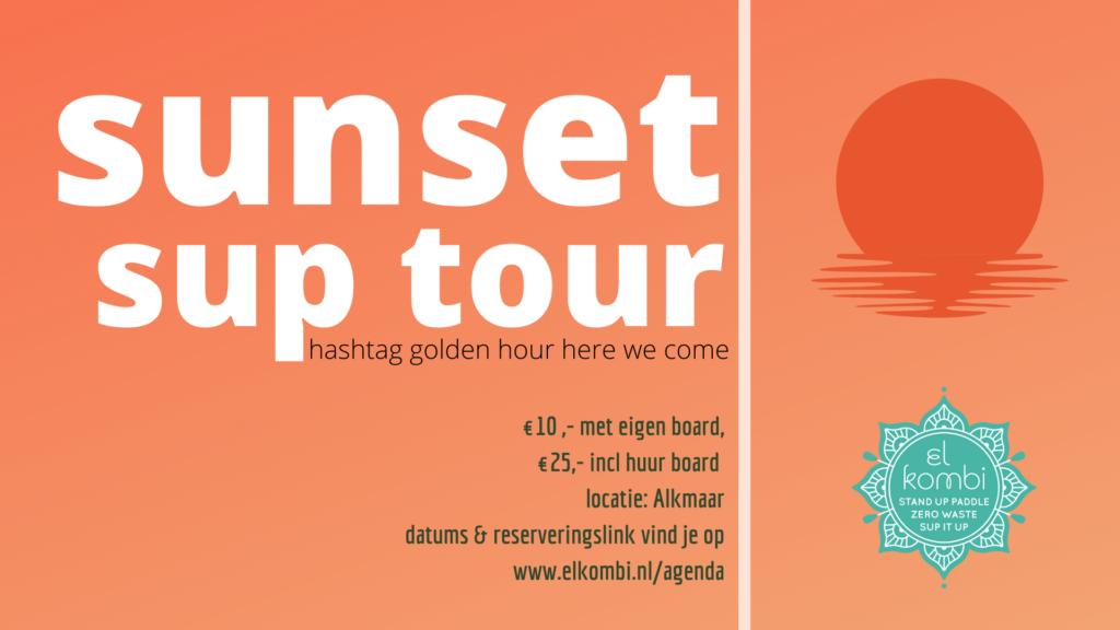 2021 Sunset Sup Tour Alkmaar FB